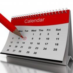 Community Calendar Event