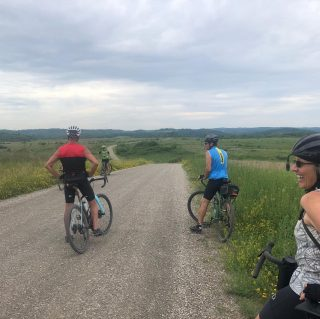 Ever wonder what lies along the roads less traveled? Gravel biking opens a new world of adventure. Join Outdoor Pursuits tomorrow evening (2/25) for a panel discussion. Listen, learn, ask questions. outdoor-pursuits.org/events-calendar/ #copandme#tosrv#columbusridesbikes