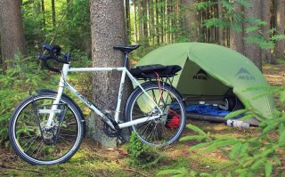 Did you know that bike camping can be enjoyed close to home on the Ohio to Erie Trail? Whether you want to spend one night out or a whole week, come learn the basics this Saturday morning from an experienced bike camper.  Pre-registration is required: outdoor-pursuits.org/events-calendar #copandme#ohiotoerietrail