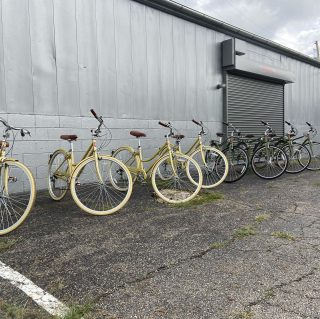 A good day to get ready for the the Labor Day weekend. The weather looks beautiful! Maybe we couldn't have GOBA or TOSRV this year, but you can still join us for one of our guided local bike tours! Check the schedule at outdoor-pursuits/events-calendar/ #copandme#tosrv#greatohiobicycleadventure