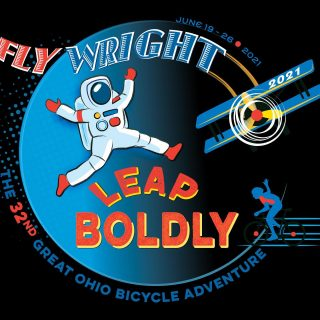 What will 2021 hold for The Great Ohio Bike Adventure and other multi-day cycling events? Join us Wednesday evening Jan 6 via Zoom. #greatohiobicycleadventure #copandme #tosrv