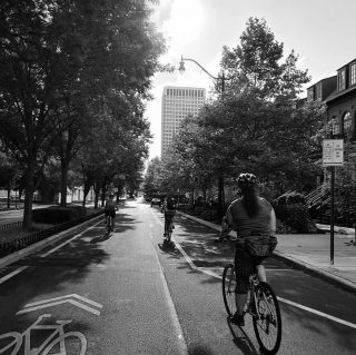 Join us for our guided Urban Parks Bike Tour on Sat @9:30. We travel to some very special green spaces. Come early and enjoy the best coffee in the city at Jennings Java. #copandme #jenningsjava #columbusridesbikes#tosrv